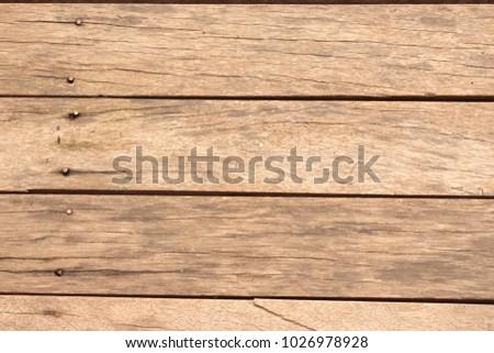 wooden pattern floor #1026978928