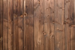 Wooden planks texture background, close-up