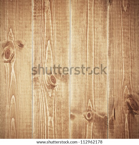 Wooden planks texture, wood background - stock photo
