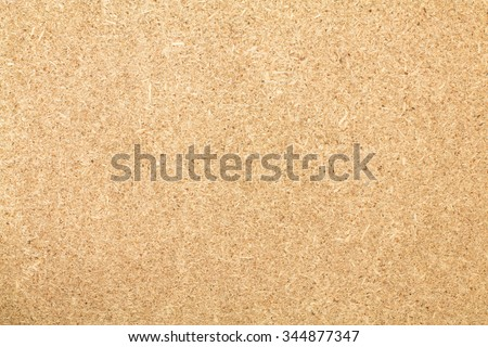 Wooden plate material background Medium Density Fiberboard Plate.