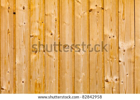 Wooden slot and key floor boards