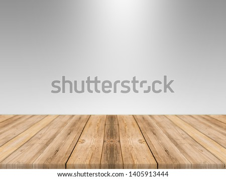 wooden spotlight texture background for backdrop