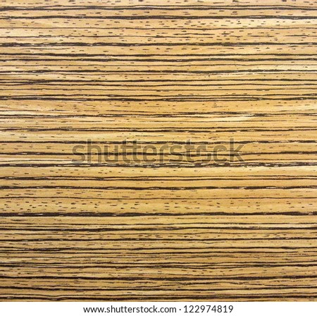 Wooden striped texture