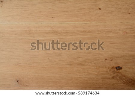 Wooden table top made of oak wood texture - background #589174634