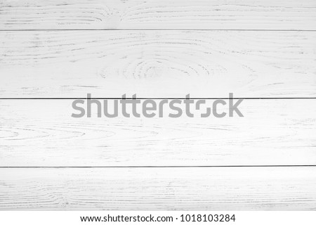 Wooden texture background. The surface of the old wood texture. The boards are arranged horizontally #1018103284