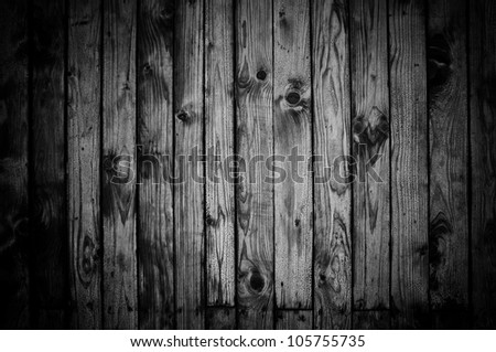 Wooden texture, old wooden boards. Image  can be used as a background for your design.