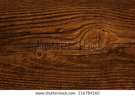 wooden texture used as background