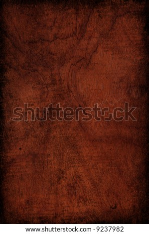 Wooden texture with border:can be used as background