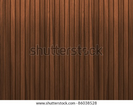 wooden tiles floor texture with dramatic light #86038528