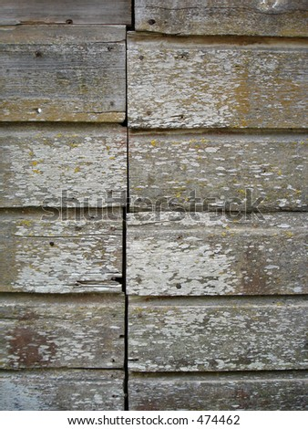 wooden wall detail #474462