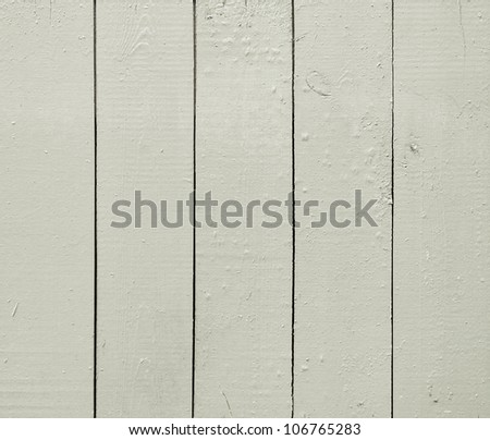 wooden wall painted in light green, texture