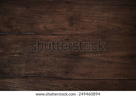 Wooden Wall Scratched Material Background Texture Concept #249460894