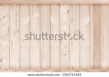 Wooden wall texture abstract background