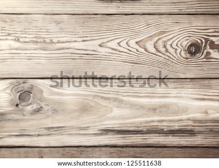 Wooden wall texture, brown wood background with natural patterns