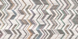 Wooden wall with Colorful seamless monochrome zigzag pattern. Abstract geometric wooden background. Wood wall art