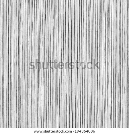 Wooden white texture of rough surface - laminated material. Close-up.