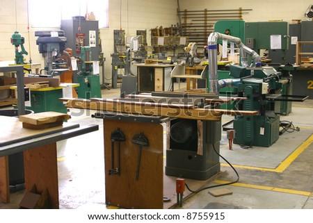 woods shop