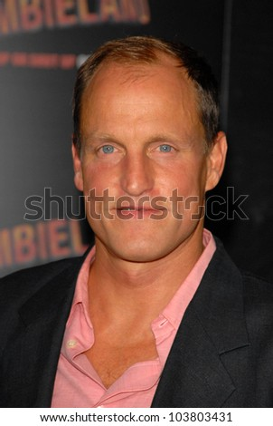 Woody Harrelson at the Los Angeles Premiere of 'Zombieland'. Grauman's Chinese Theatre, Hollywood, CA. 09-23-09