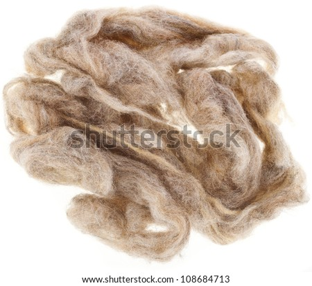 Wool  fleece