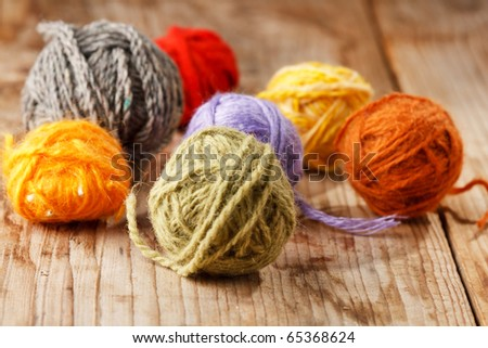 wool knitting