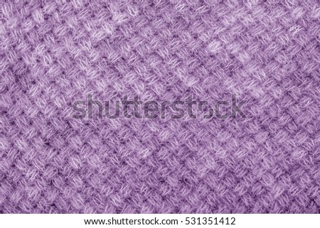 adae3d1d73e06 Wool sweater texture close up. Knitted jersey background with a relief  pattern. Braids in
