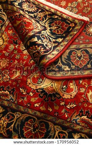 Woolen Carpet Of Handwork