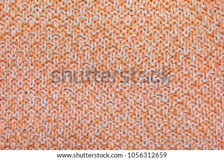 woolen cloth spokes needlework combination of facial and distal Perel Stock fotó ©