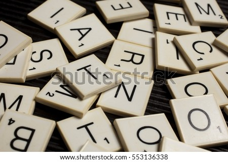 word letters #553136338