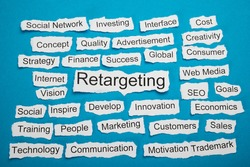 Word Retargeting On Piece Of Paper Salient Among Other Related Keywords