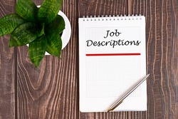 WORK DESCRIPTION. Work with personnel, employment, team management JOB Hiring a new employee or recruiting