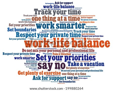 """importance of priorities balance and time Parents have the biggest influence on helping children maintain the right balance and priorities sister bonnie l oscarson: """"keeping our the importance of."""