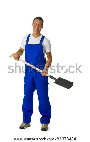 Worker Stock foto ©