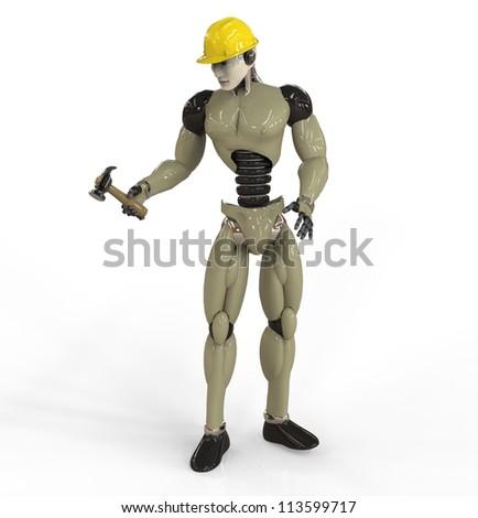 Working humanoid