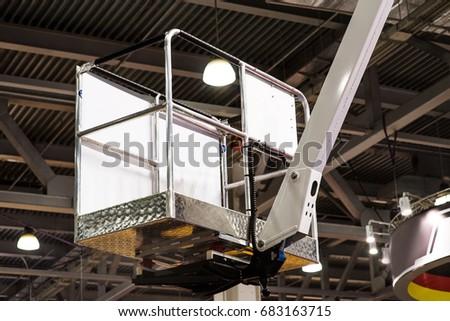 working platform aerial platforms #683163715