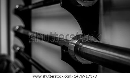 Workout Equipment Barbells, gym fitness equipment