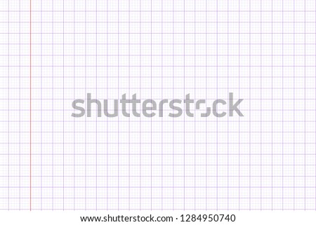 worksheet : millimeter paper sheet pattern : abstract square background - illustration