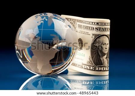 World ane money, dollar