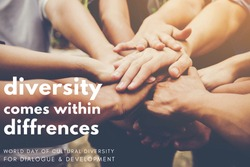 World Day of Cultural Diversity 21 May