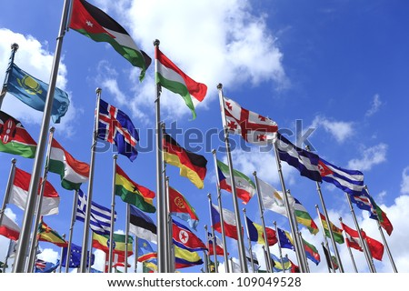 World flags #109049528