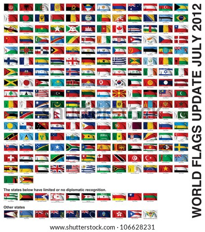 WORLD FLAGS Gallery Update July 2012 New flags