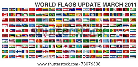 WORLD FLAGS Gallery Update March 2011 New flag of Malawi and Myanmar