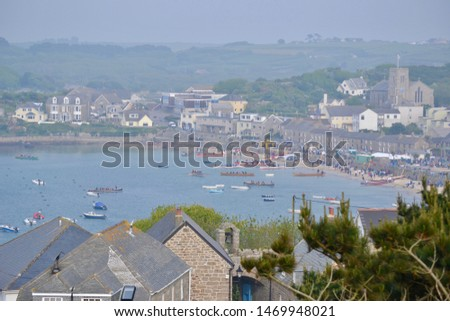 World gig championships in Isles of Scilly in Cornwall UK #1469948021