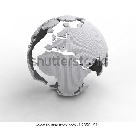 World Globe Maps
