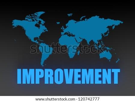 World improvement