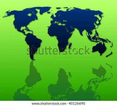 continents of world. world map continents together.
