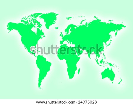 world map continents and countries. world map outline continents.