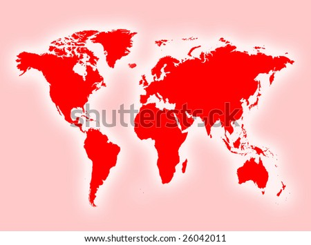 map of world with countries and. world map continents and