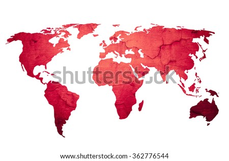 world map vintage artwork - perfect background with space for text or image #362776544