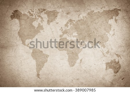 Free photos world map vintage patternart concrete texture for world map vintage patternart concrete texture for background in black grey and white gumiabroncs Images