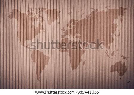 Free photos world map vintage pattern for background in color tone world map vintage pattern for background in color tonenatural recycled paper texturenatural gumiabroncs Choice Image